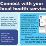 NHSWI Connect card