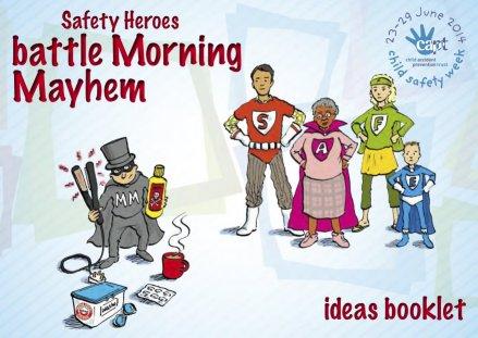 child safety week image