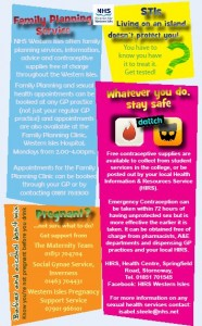 Sexual Health Page