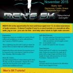 Men's 5K Poster