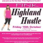 Pink Highland Hustle